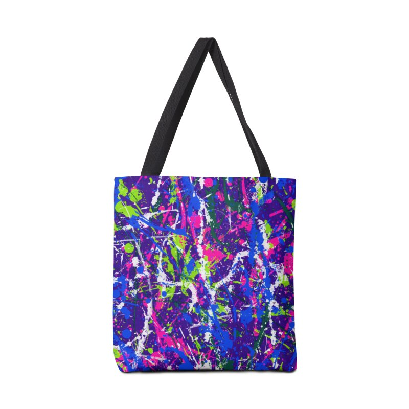 Abstract fans One Accessories Bag by barmalisiRTB