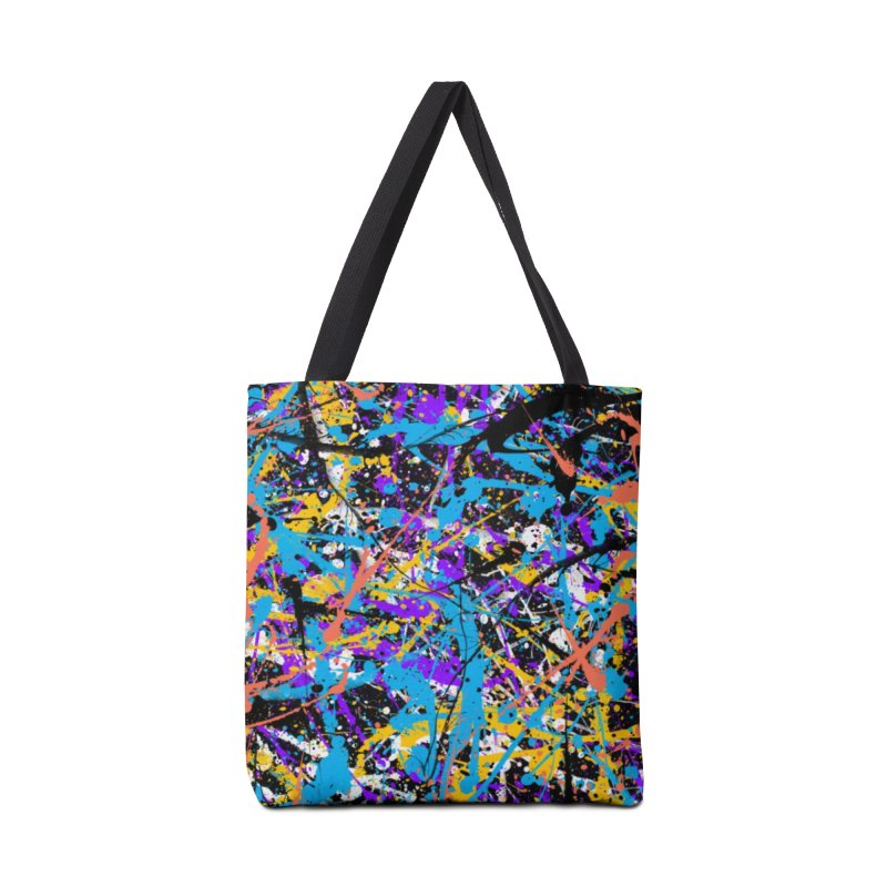 Abstract fans Two Accessories Bag by barmalisiRTB
