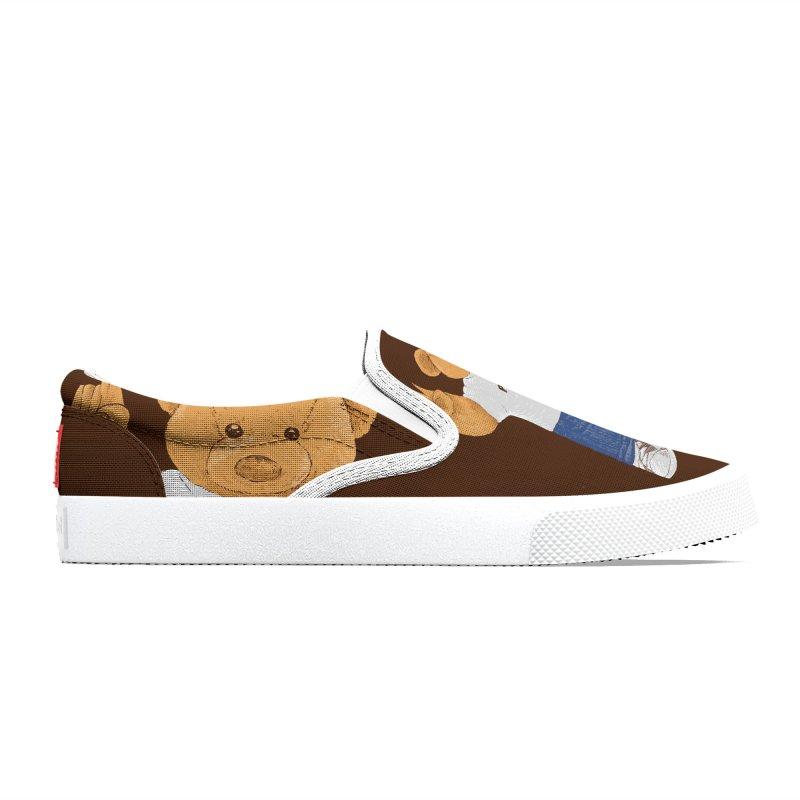 Peace Bear Women's Shoes by barmalisiRTB