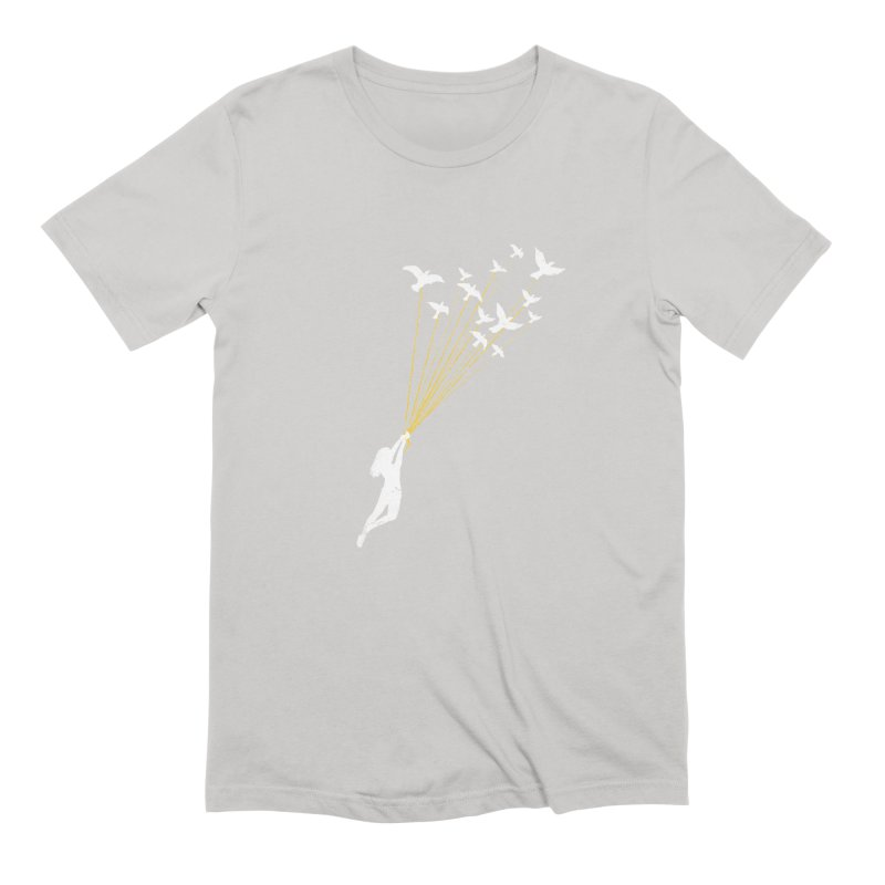 Just believe in your dream Men's Extra Soft T-Shirt by barmalisiRTB