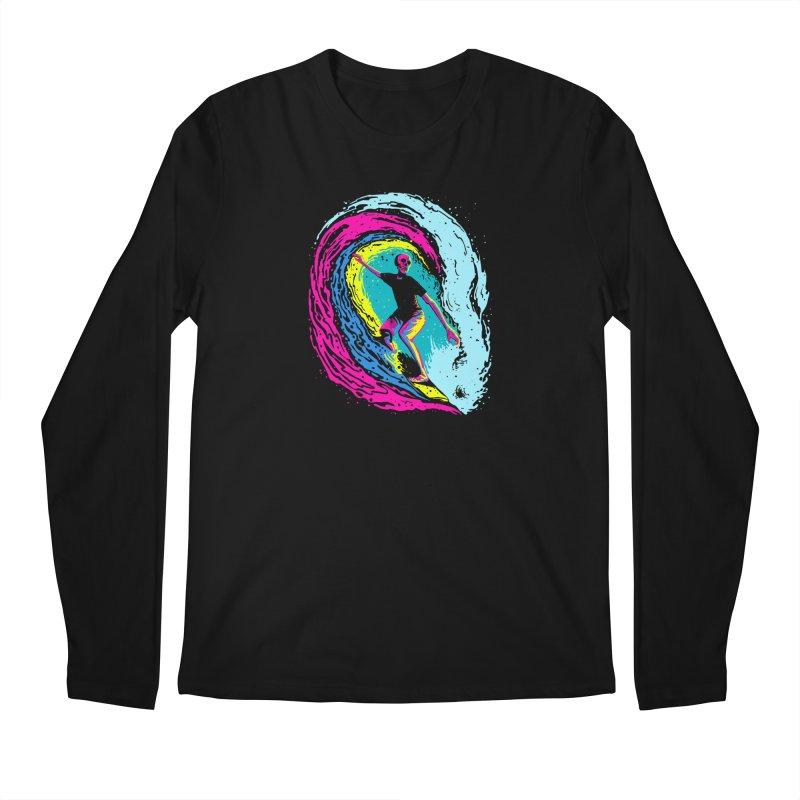 Enjoy Surfing Men's Regular Longsleeve T-Shirt by barmalisiRTB