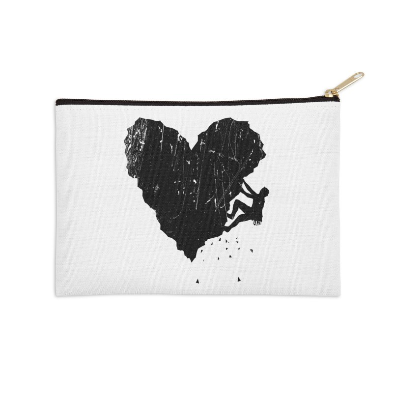 Peak of love Accessories Zip Pouch by barmalisiRTB
