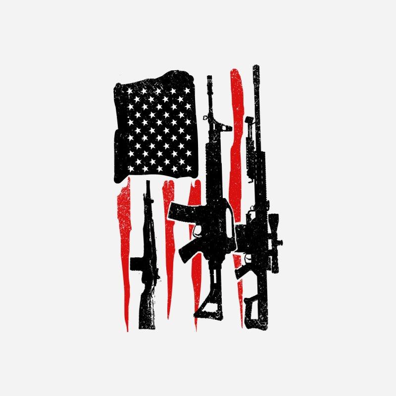 American Hero Flag by barmalisiRTB