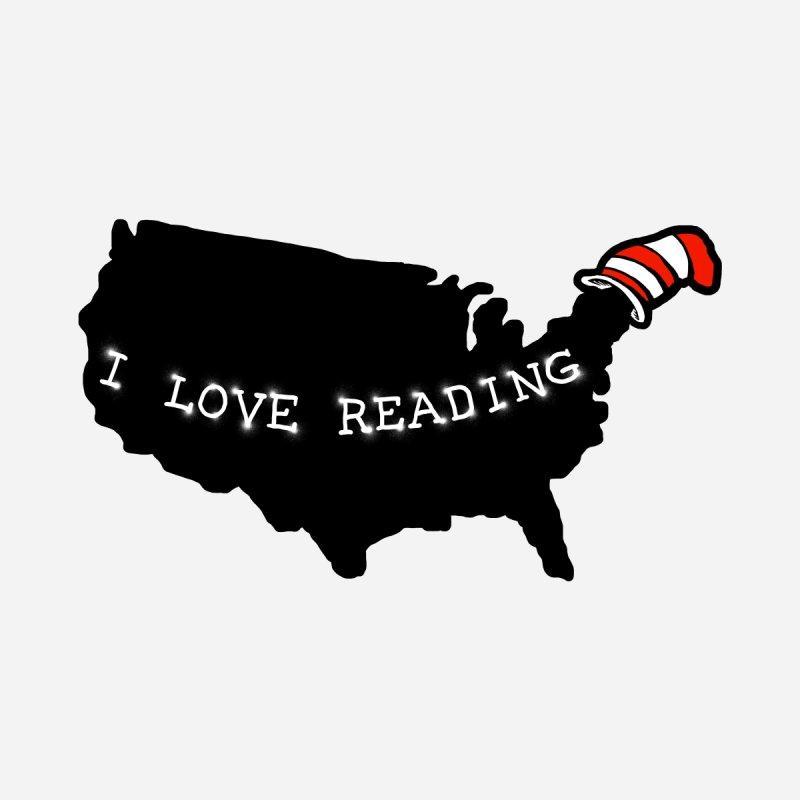 I Love Reading America by barmalisiRTB