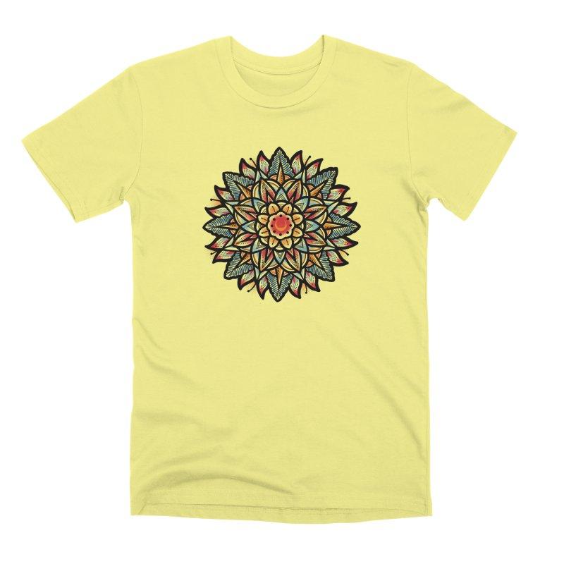 Night flower Men's Premium T-Shirt by barmalisiRTB