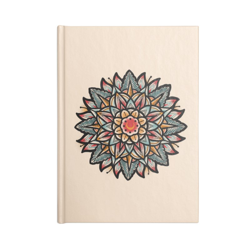 Night flower Accessories Notebook by barmalisiRTB