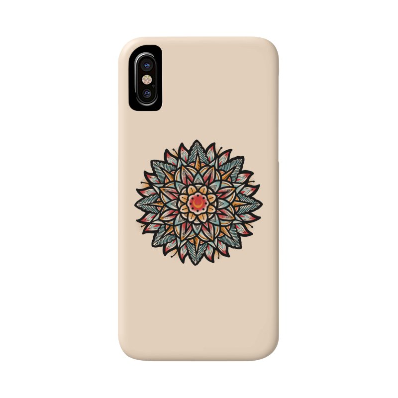 Night flower Accessories Phone Case by barmalisiRTB