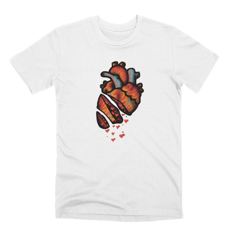 Fall in love Men's Premium T-Shirt by barmalisiRTB