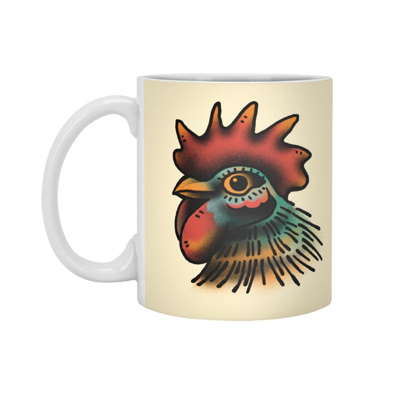 Pollo Macho Accessories Mug by barmalisiRTB