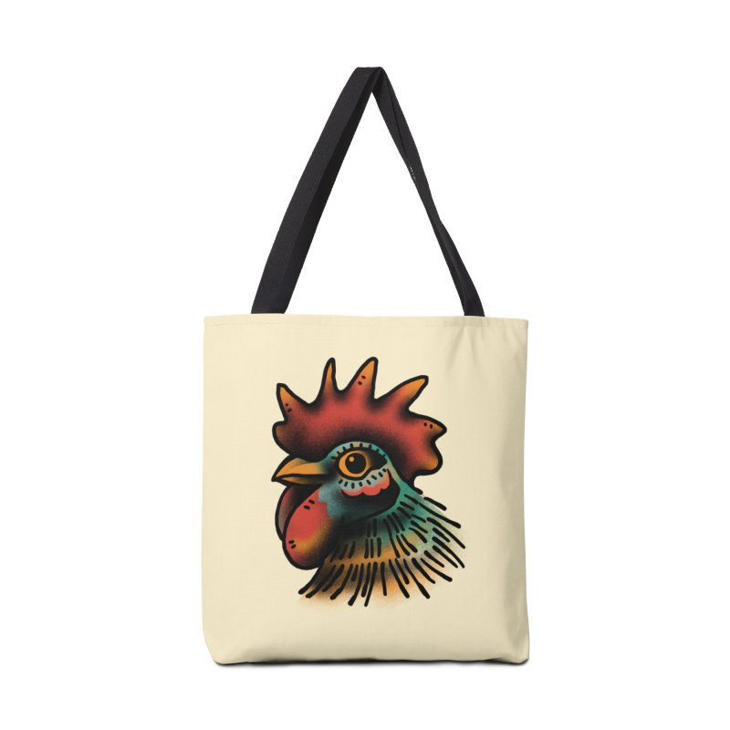 Pollo Macho Accessories Bag by barmalisiRTB
