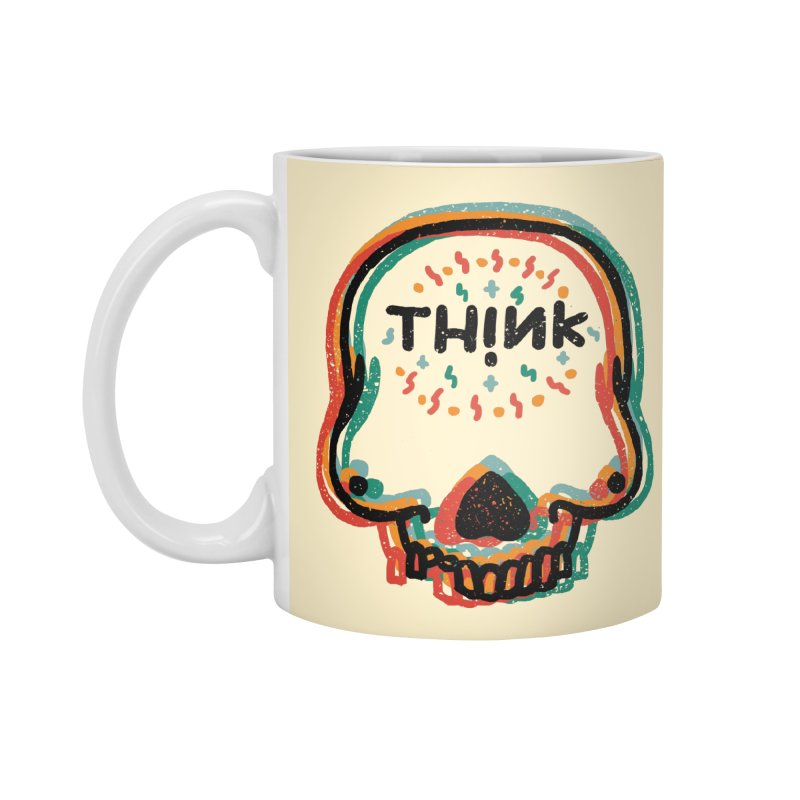 Think Accessories Mug by barmalisiRTB