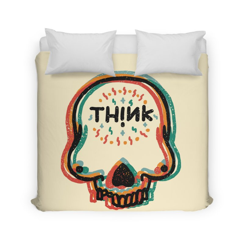 Think Home Duvet by barmalisiRTB