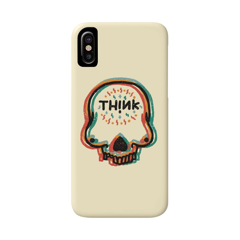 Think Accessories Phone Case by barmalisiRTB