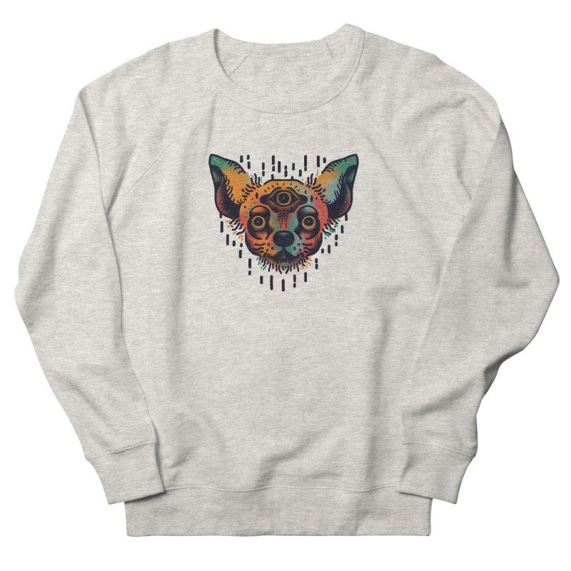 Chihuahua Women's French Terry Sweatshirt by barmalisiRTB