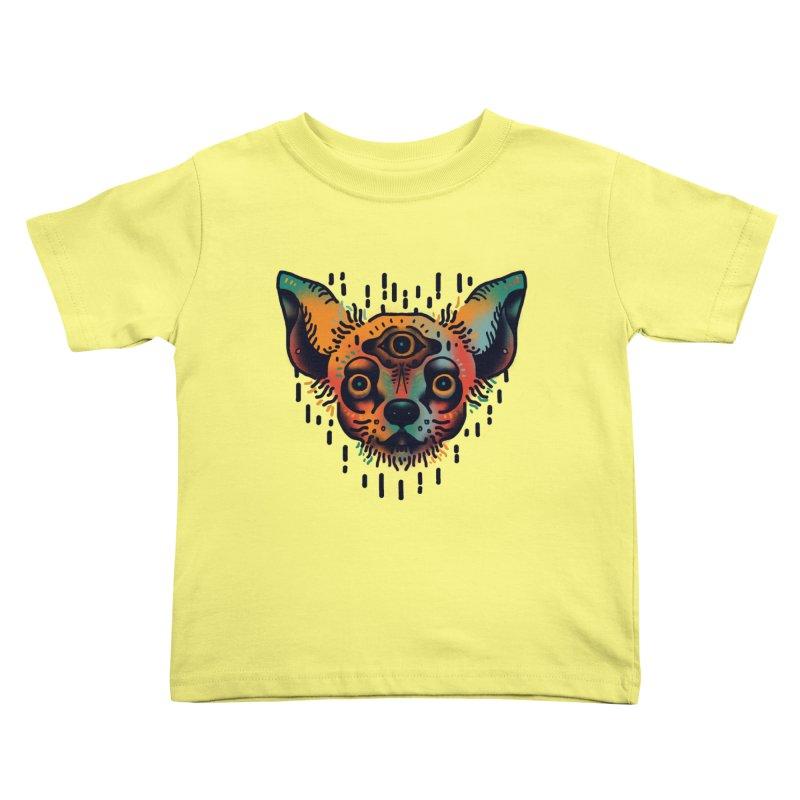 Chihuahua Kids Toddler T-Shirt by barmalisiRTB