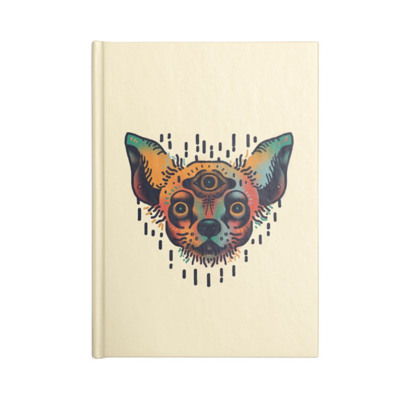 Chihuahua Accessories Notebook by barmalisiRTB