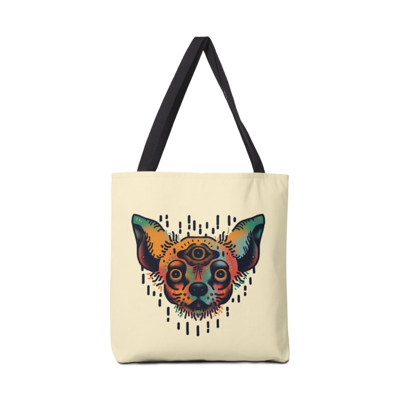 Chihuahua Accessories Bag by barmalisiRTB