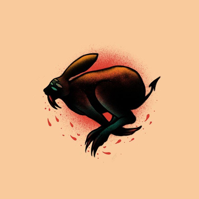 Killer rabbit by barmalisiRTB