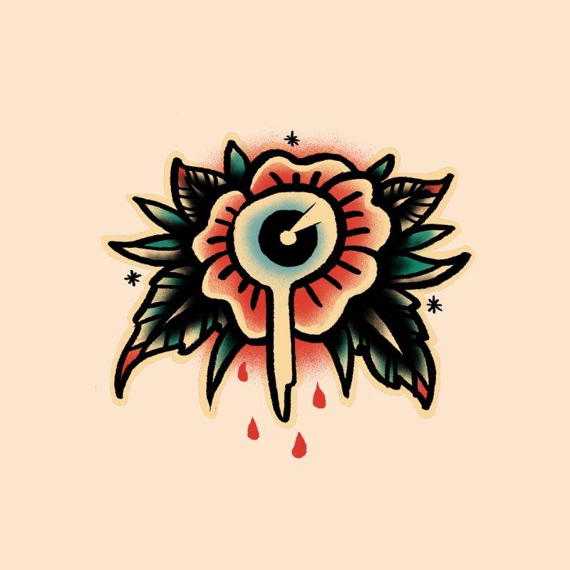 Sad flower by barmalisiRTB