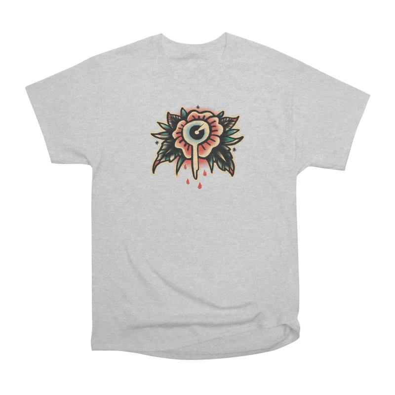 Sad flower Men's Heavyweight T-Shirt by barmalisiRTB