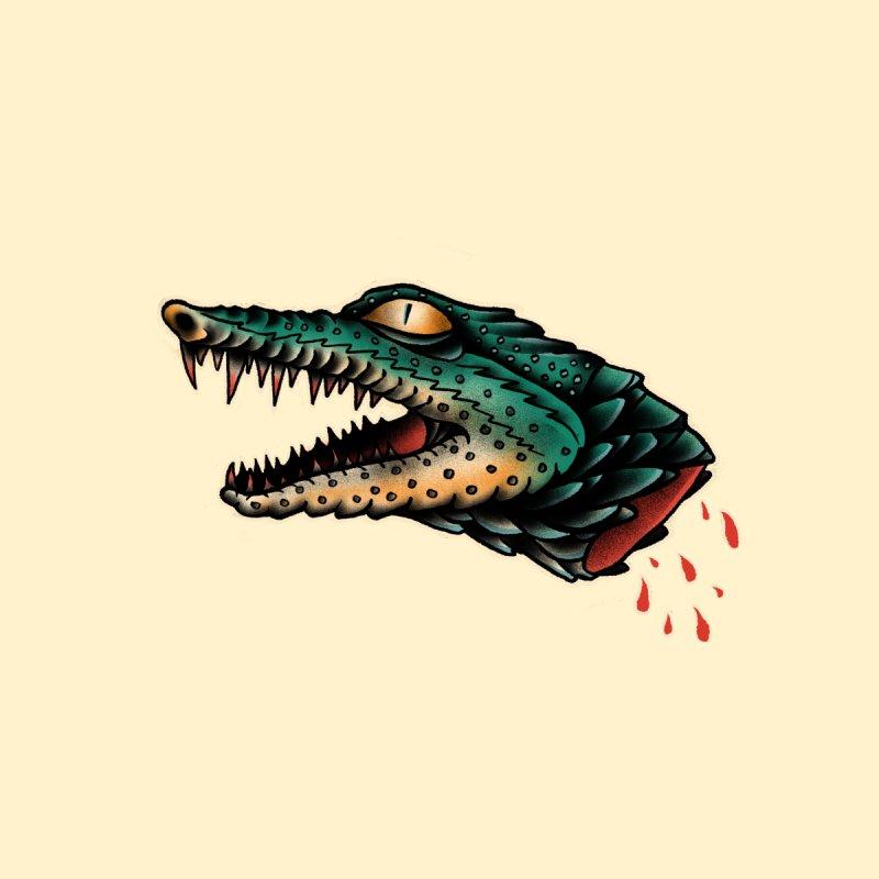 Crocodile Legend by barmalisiRTB