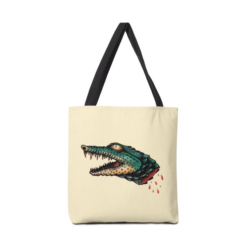 Crocodile Legend Accessories Bag by barmalisiRTB