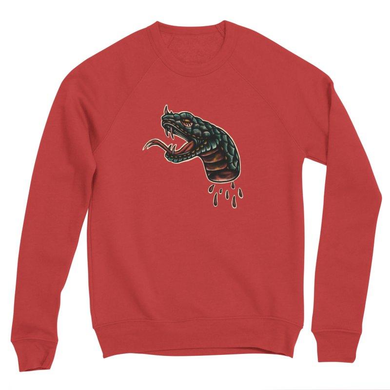 Viper Women's Sponge Fleece Sweatshirt by barmalisiRTB