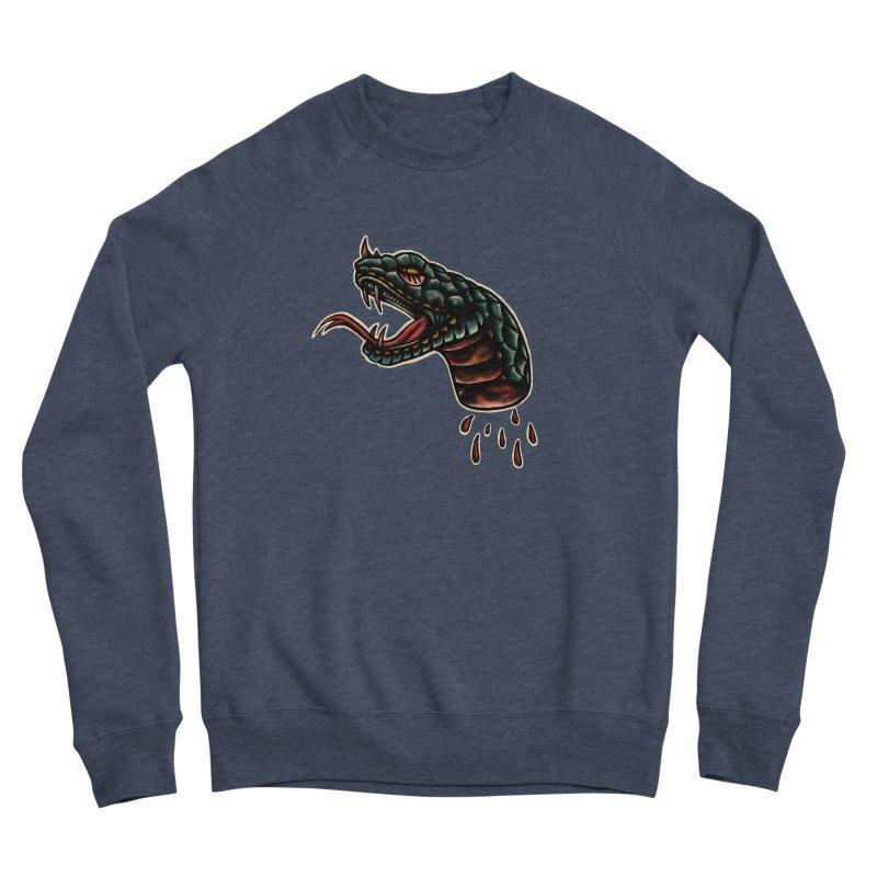 Viper Men's Sponge Fleece Sweatshirt by barmalisiRTB