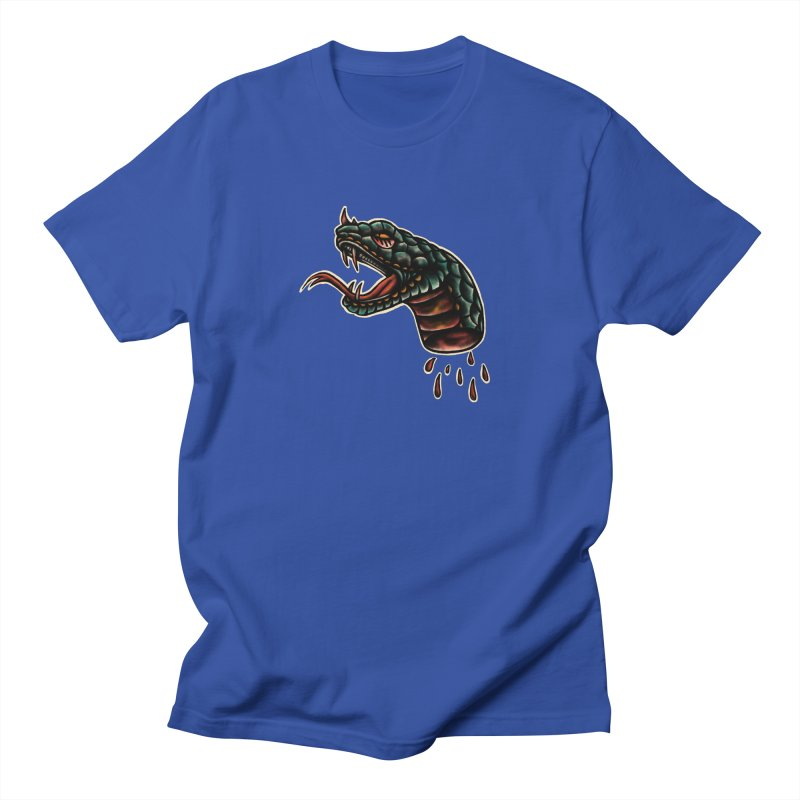 Viper Men's Regular T-Shirt by barmalisiRTB