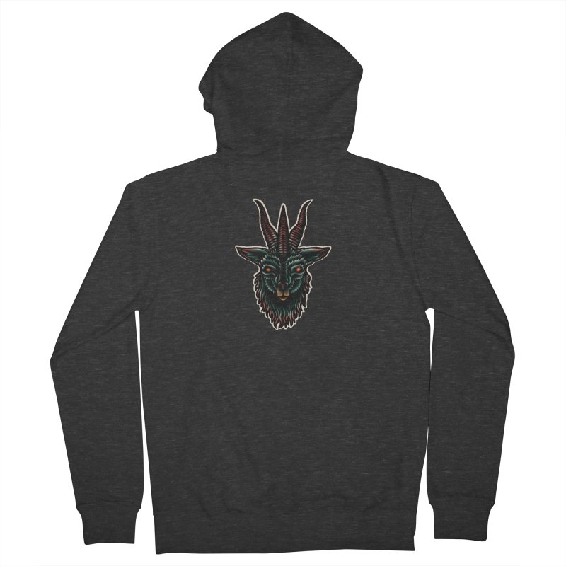 The omen Women's French Terry Zip-Up Hoody by barmalisiRTB