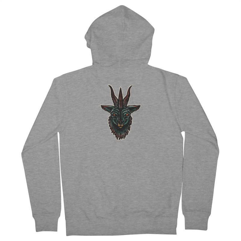 The omen Men's French Terry Zip-Up Hoody by barmalisiRTB