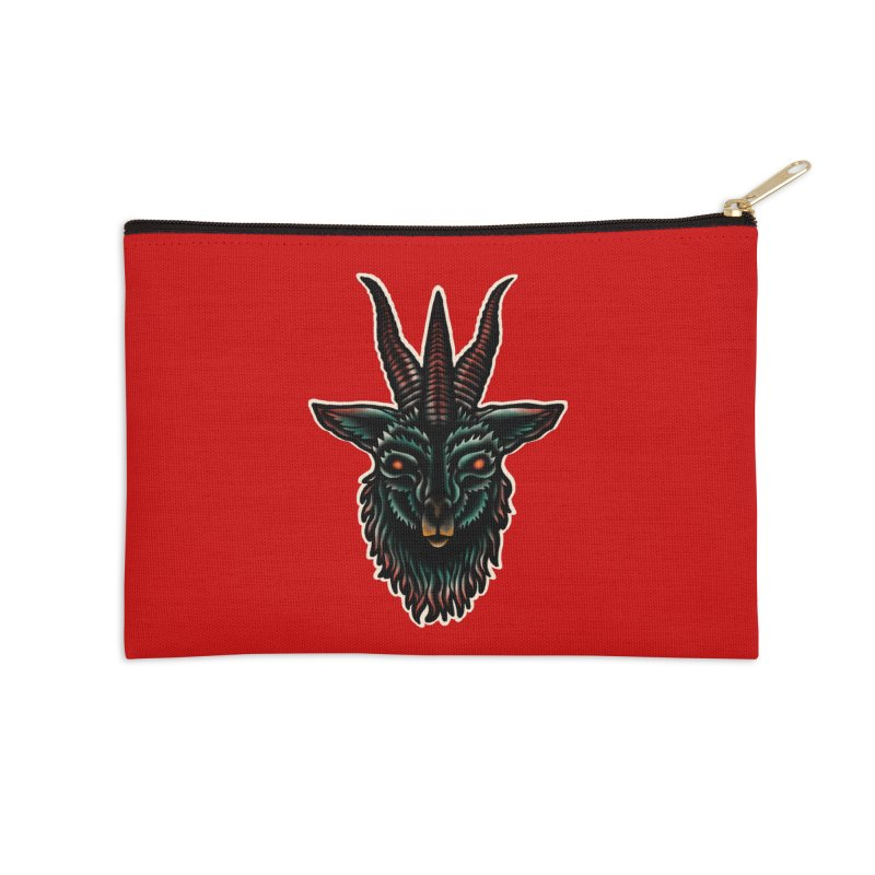 The omen Accessories Zip Pouch by barmalisiRTB