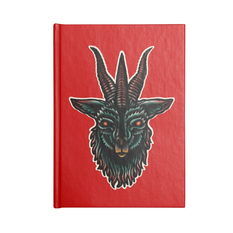The omen Accessories Notebook by barmalisiRTB