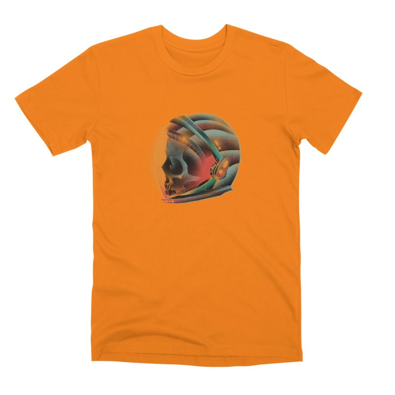 Eternal astronaut Men's Premium T-Shirt by barmalisiRTB