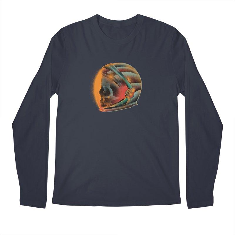 Eternal astronaut Men's Regular Longsleeve T-Shirt by barmalisiRTB