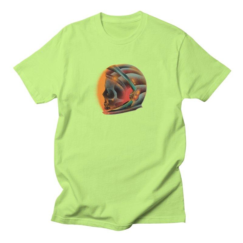 Eternal astronaut Men's Regular T-Shirt by barmalisiRTB
