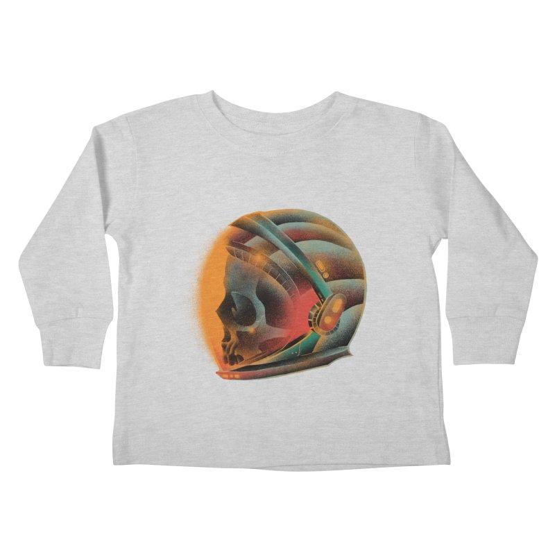 Eternal astronaut Kids Toddler Longsleeve T-Shirt by barmalisiRTB