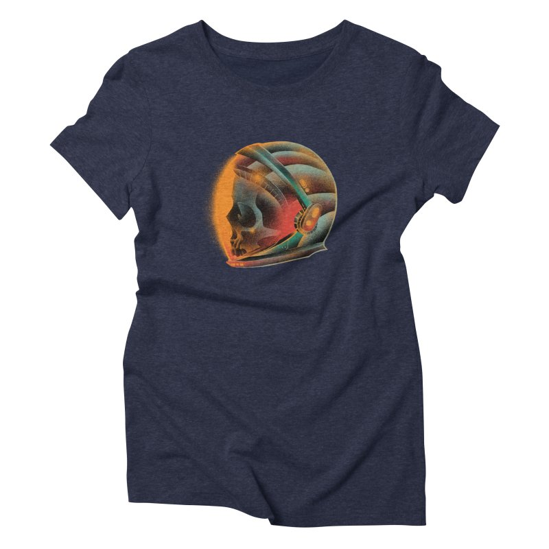 Eternal astronaut Women's Triblend T-Shirt by barmalisiRTB