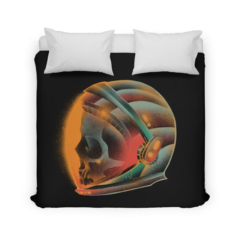 Eternal astronaut Home Duvet by barmalisiRTB