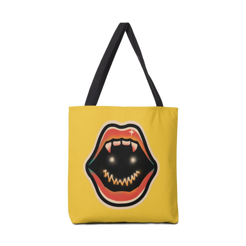 mouth mystery Accessories Bag by barmalisiRTB