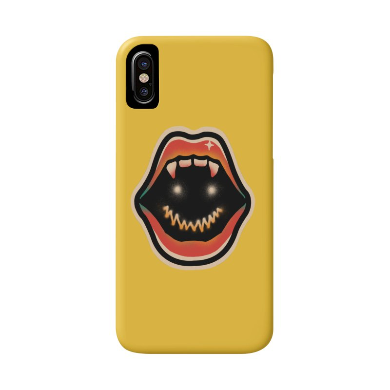 mouth mystery Accessories Phone Case by barmalisiRTB