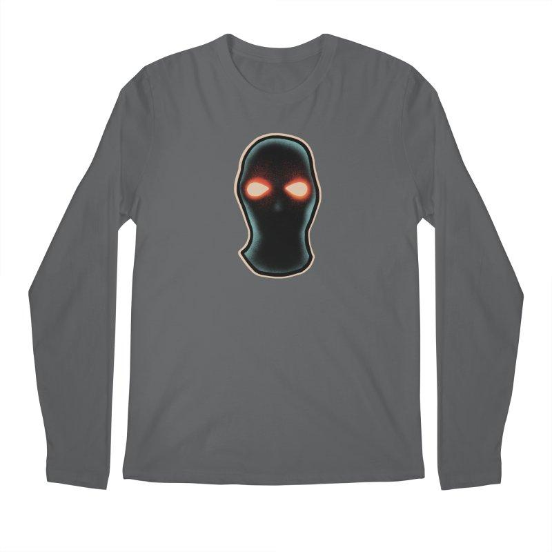 maschera malvagia Men's Regular Longsleeve T-Shirt by barmalisiRTB