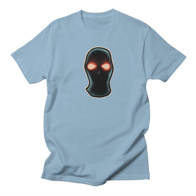 maschera malvagia Men's Regular T-Shirt by barmalisiRTB