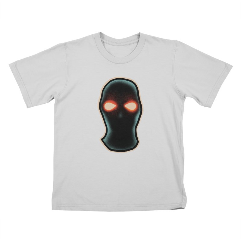 maschera malvagia Kids T-Shirt by barmalisiRTB