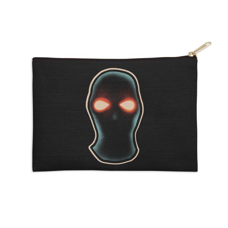 maschera malvagia Accessories Zip Pouch by barmalisiRTB