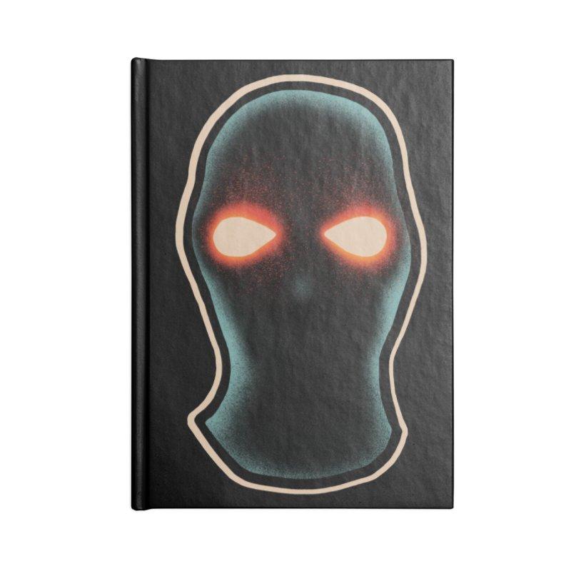 maschera malvagia Accessories Notebook by barmalisiRTB