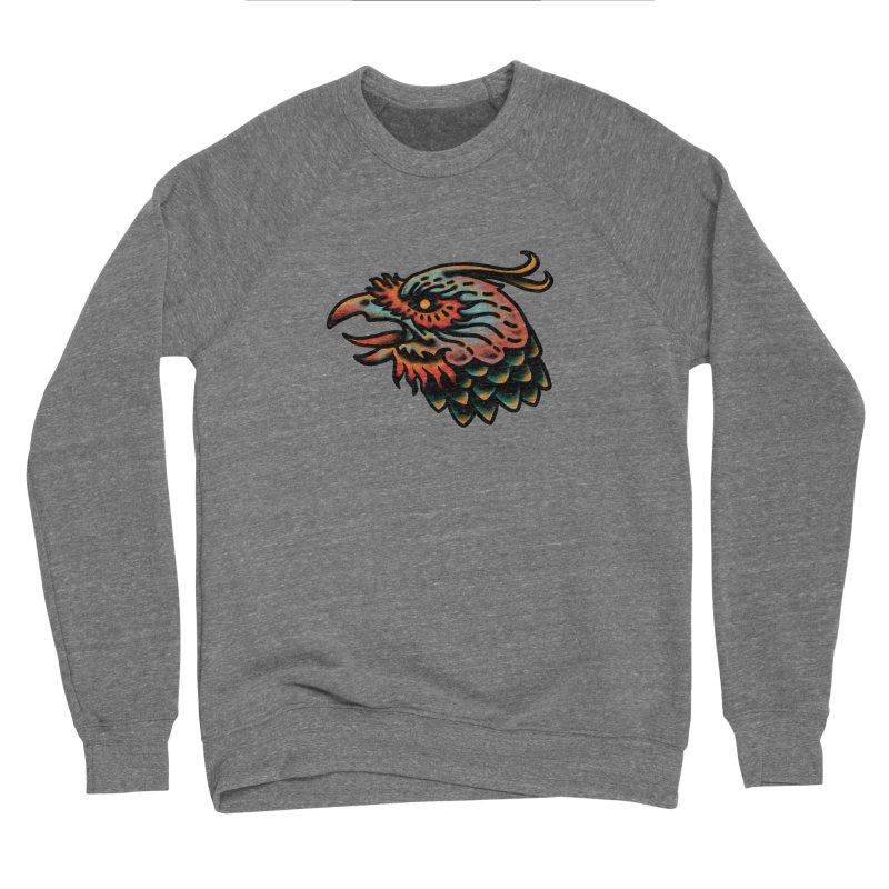 Crow spirit Women's Sponge Fleece Sweatshirt by barmalisiRTB