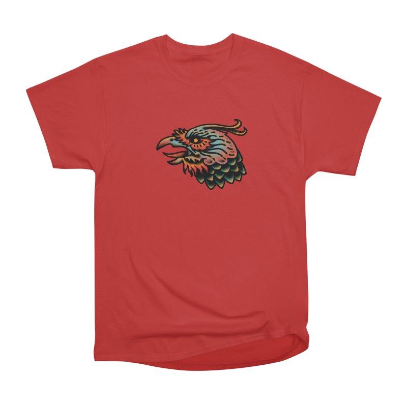 Crow spirit Men's Heavyweight T-Shirt by barmalisiRTB