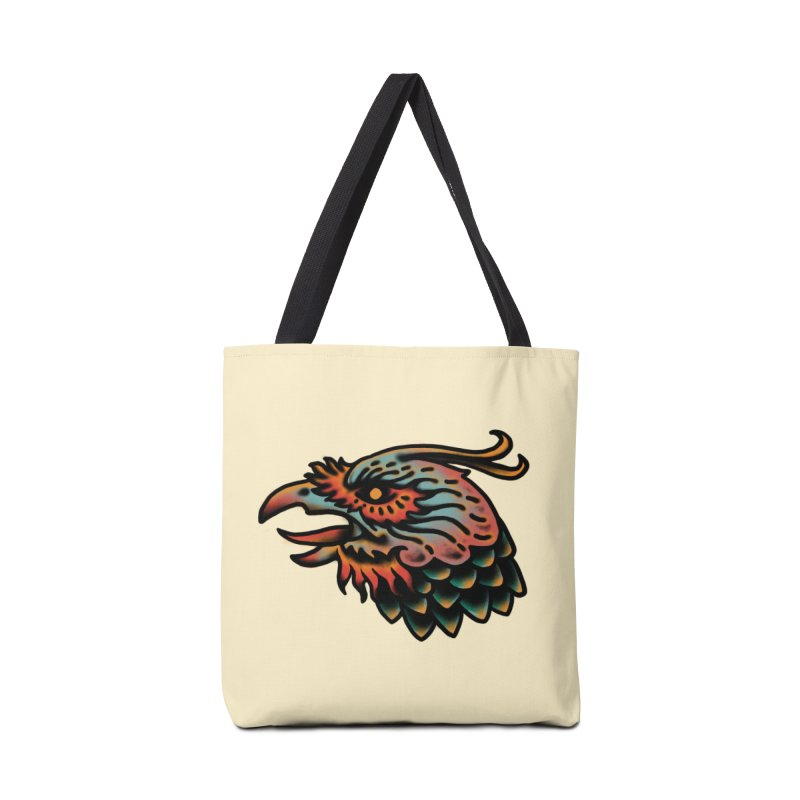 Crow spirit Accessories Bag by barmalisiRTB