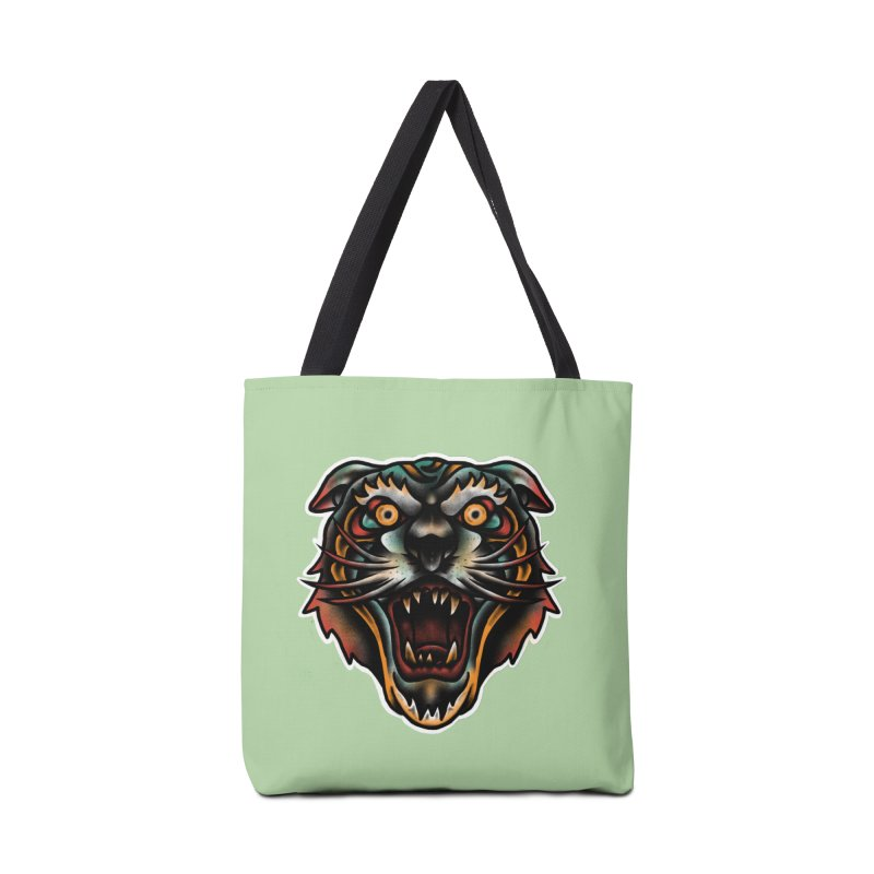 Tiger fighter Accessories Bag by barmalisiRTB